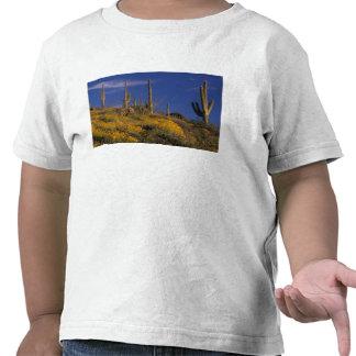 Los E E U U Arizona nacional 2 del cactus del t Camiseta