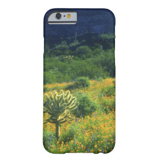 Los E.E.U.U., Arizona, nacional del cactus del Funda De iPhone 6 Barely There