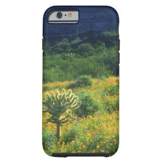 Los E.E.U.U., Arizona, nacional del cactus del Funda Para iPhone 6 Tough
