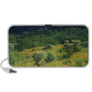 Los E.E.U.U., Arizona, nacional del cactus del tub iPhone Altavoz