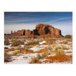Los E.E.U.U., Arizona, Navajo del valle del monume Tarjeta Postal