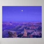 Los E.E.U.U., Arizona, parque nacional del Gran Ca Poster