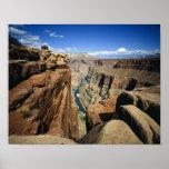 Los E.E.U.U., Arizona, parque nacional del Gran Ca Póster