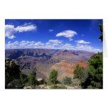 Los E.E.U.U., Arizona, parque nacional del Gran Ca Felicitacion