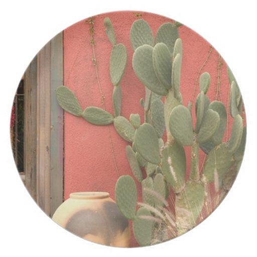 Los E.E.U.U., Arizona, Tucson: Distrito histórico  Plato De Comida