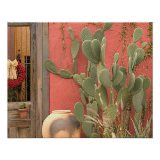 Los E.E.U.U., Arizona, Tucson: Distrito histórico  Póster