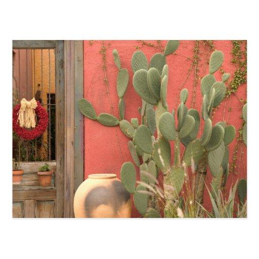 Los E.E.U.U., Arizona, Tucson: Distrito histórico  Tarjetas Postales