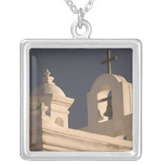 Los E.E.U.U., Arizona, Tucson: Misión San Javier Colgante Cuadrado