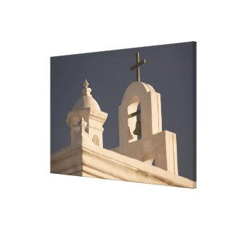 Los E.E.U.U., Arizona, Tucson: Misión San Javier d Impresión En Lienzo Estirada