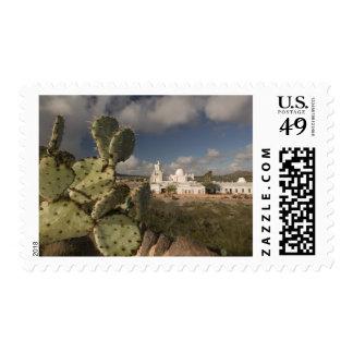 Los E.E.U.U., Arizona, Tucson: Misión San Javier Sellos