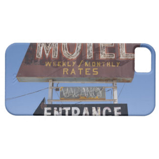Los E E U U Arizona Winslow muestra pasada de iPhone 5 Case-Mate Funda