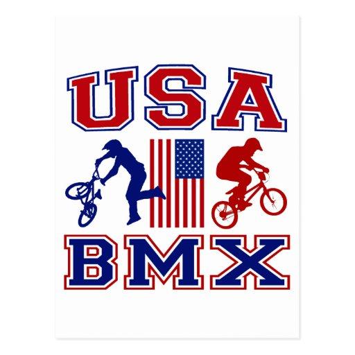 LOS E.E.U.U. BMX POSTAL