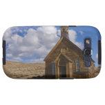 Los E.E.U.U., California, Bodie, iglesia vieja en  Galaxy S3 Cárcasa