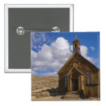 Los E.E.U.U., California, Bodie, iglesia vieja en  Pin Cuadrado