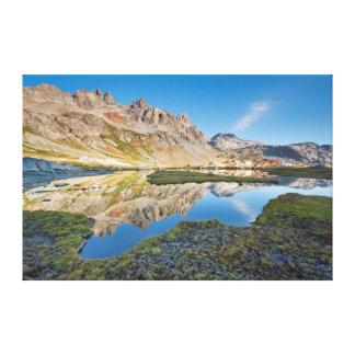 Los E.E.U.U., California, bosque del Estado 11 de Impresión En Lienzo