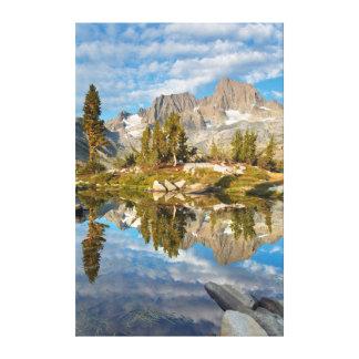 Los E.E.U.U., California, bosque del Estado 13 de Impresión En Lienzo
