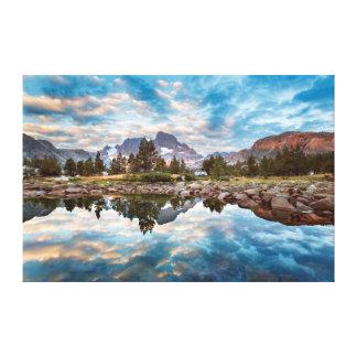 Los E.E.U.U., California, bosque del Estado 15 de Impresión En Lienzo