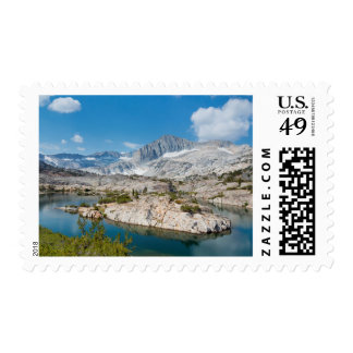 Los E.E.U.U., California, bosque del Estado 3 de Sellos Postales