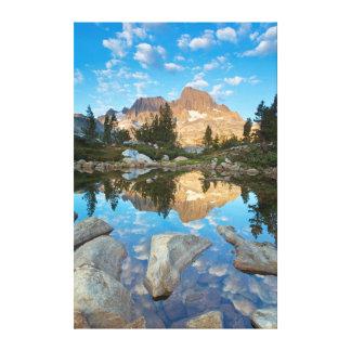 Los E.E.U.U., California, bosque del Estado 5 de Impresión En Lienzo
