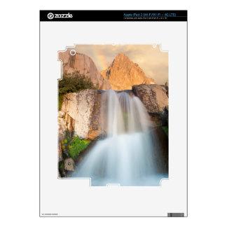 Los E.E.U.U., California, bosque del Estado de iPad 3 Skins