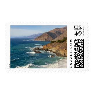Los E.E.U.U., California, costa costa grande de Envio