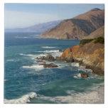 Los E.E.U.U., California, costa costa grande de Su Azulejo Ceramica