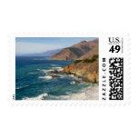 Los E.E.U.U., California, costa costa grande de Timbres Postales
