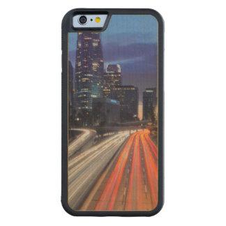 Los E.E.U.U., California, Los Ángeles, autopista Funda De iPhone 6 Bumper Arce