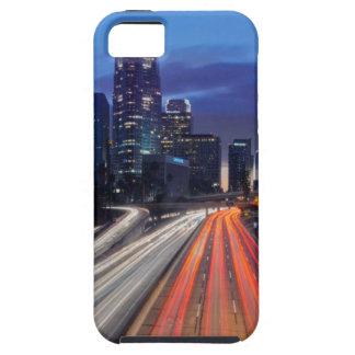 Los E.E.U.U., California, Los Ángeles, autopista iPhone 5 Case-Mate Protectores