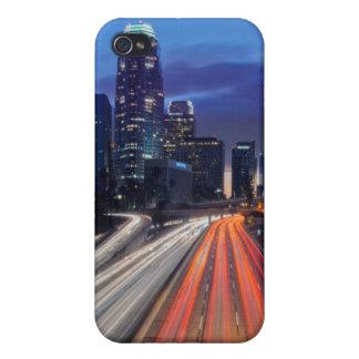 Los E.E.U.U., California, Los Ángeles, autopista iPhone 4/4S Fundas