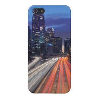Los E.E.U.U., California, Los Ángeles, autopista iPhone 5 Cobertura