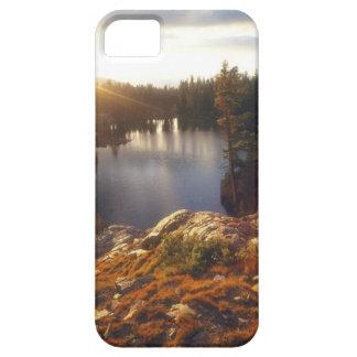 Los E.E.U.U., California, montañas de Sierra iPhone 5 Carcasas