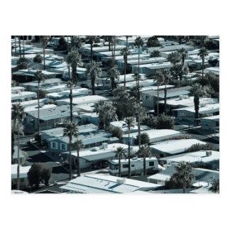 Los E.E.U.U., California, Palm Springs. Parque de  Tarjeta Postal