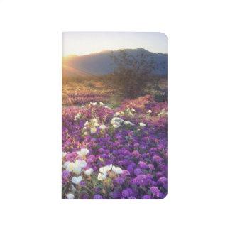 Los E.E.U.U., California, parque de estado del des Cuaderno