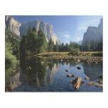 Los E.E.U.U., California, parque nacional 3 de