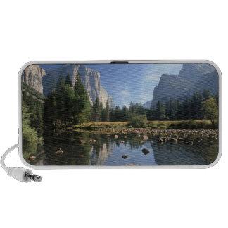 Los E.E.U.U., California, parque nacional de Yosem Mini Altavoces