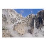 Los E.E.U.U., California, parque nacional de Yosem Arte Con Fotos