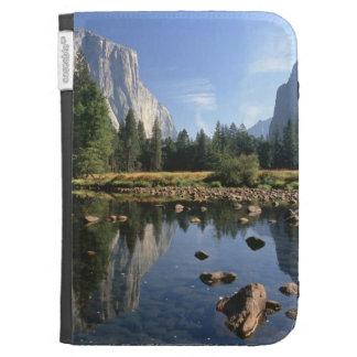 Los E.E.U.U., California, parque nacional de Yosem