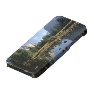 Los E.E.U.U., California, parque nacional de Yosem iPhone 5 Cárcasa