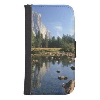 Los E.E.U.U., California, parque nacional de Yosem Fundas Cartera De Galaxy S4