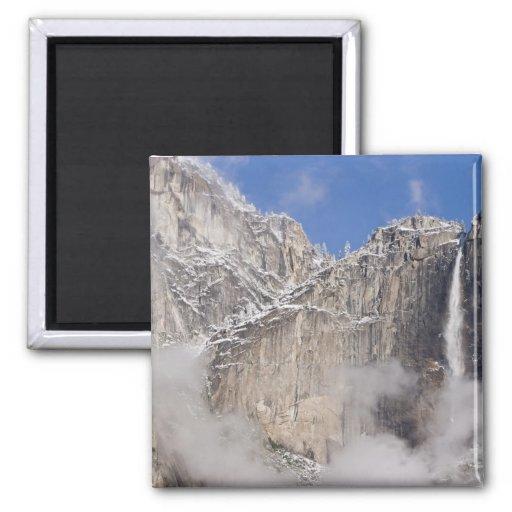 Los E.E.U.U., California, parque nacional de Yosem Imán De Frigorifico
