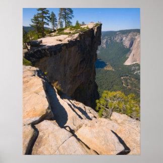 Los E.E.U.U., California, parque nacional de Yosem Impresiones