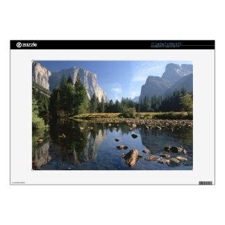 Los E.E.U.U., California, parque nacional de Yosem Portátil Calcomanía