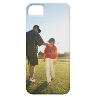 Los E.E.U.U., California, rancho de Ladera, hombre Funda Para iPhone SE/5/5s
