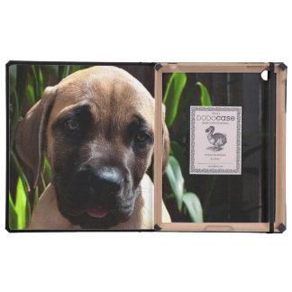 Los E.E.U.U., California. Retrato 2 del perrito iPad Cárcasa