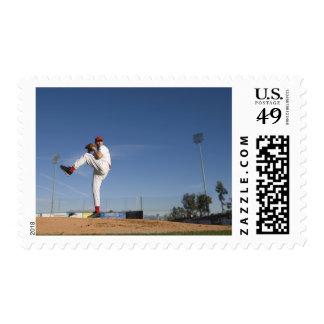 Los E.E.U.U., California, San Bernardino, béisbol Franqueo
