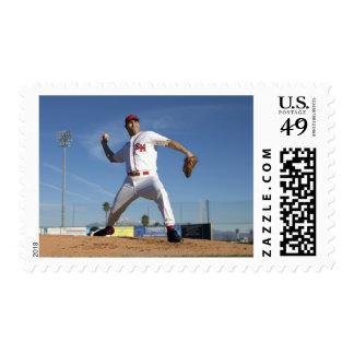 Los E.E.U.U., California, San Bernardino, béisbol Sello Postal