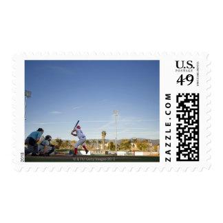 Los E.E.U.U., California, San Bernardino, béisbol Sellos