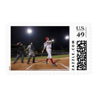 Los E.E.U.U., California, San Bernardino, béisbol Sello