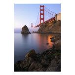 Los E.E.U.U., California, San Francisco. Golden Ga Arte Fotográfico